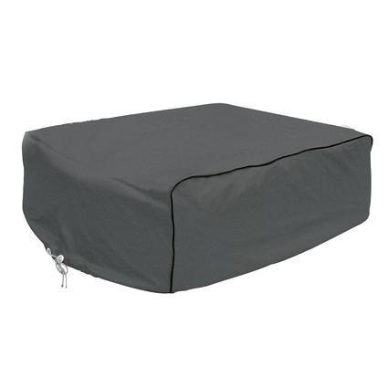 RV A/C Cover - Grey for Carrier Air V