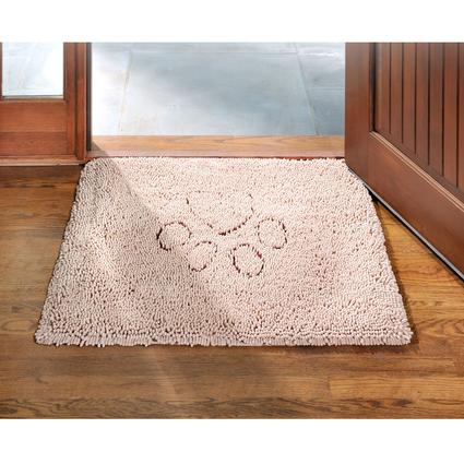 Dirty Dog Doormat- Khaki