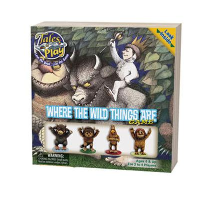 Where the Wild Things Are Game