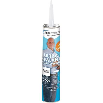 Ultra Sealant System - Self-Leveling Sealant