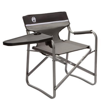 Swivel Table Deck Chair