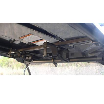 Quick Draw UTV Overhead Gun Rack- QD853OGR