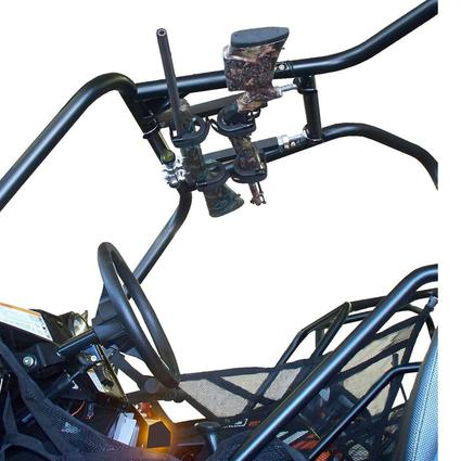 Quick Draw UTV Overhead Gun Rack- QD854OGR