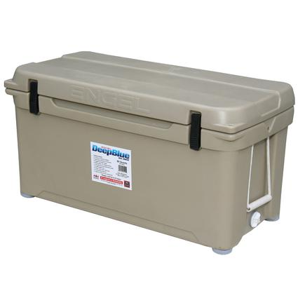 Engel 80 DeepBlue performance cooler - Tan