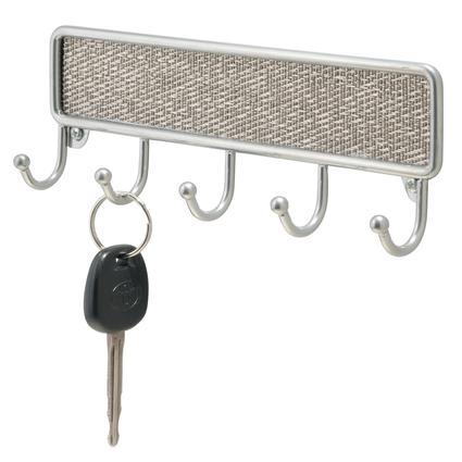 Key Rack- Silver
