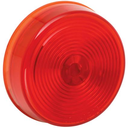 Waterproof/Sealed Clearance/Side Marker Lights #31 Series- Red
