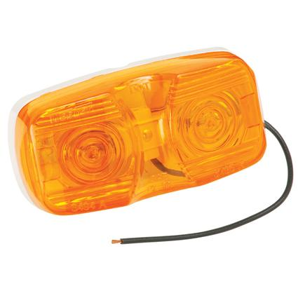 Dual Bulb Clearance/Side Marker Lights