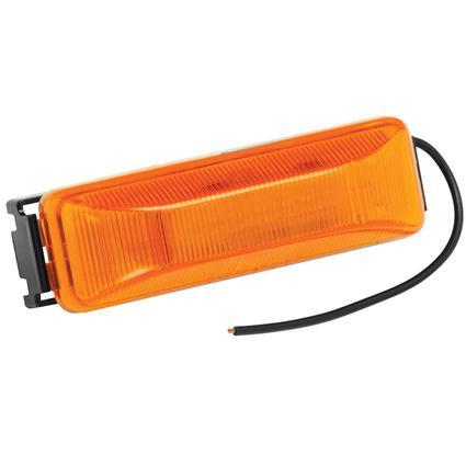 Waterproof/Sealed Clearance/Side Marker Lights #38 Series- Amber