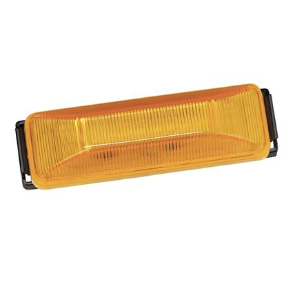 LED Clearance/Side Marker Lights #38 Series- Amber