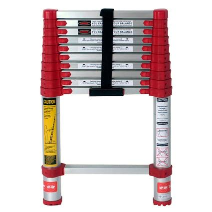 10.5 ft. XTend and Climb Telescoping Ladder