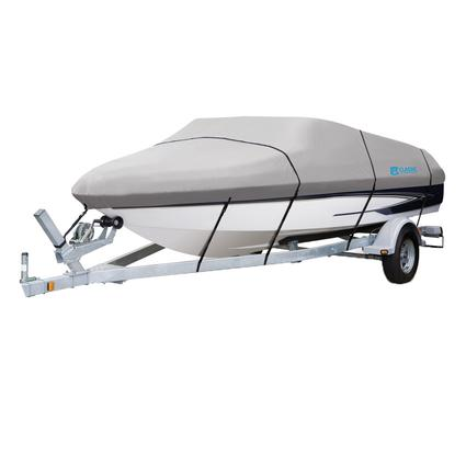 Hurricane Boat Cover - 16' - 18.5', Beam 98