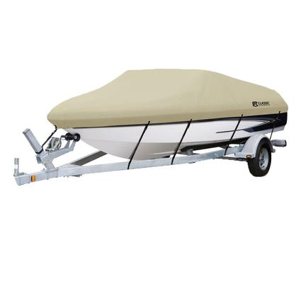 Dryguard Waterproof Boat Cover - 16' - 18.5', Beam 98
