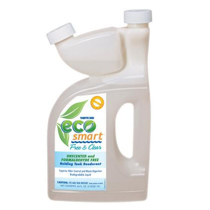 Eco-Smart Free & Clear Tank Deodorant- 64 oz