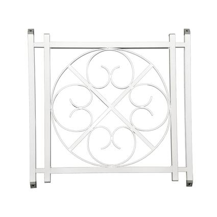 Screen Door Grills- White