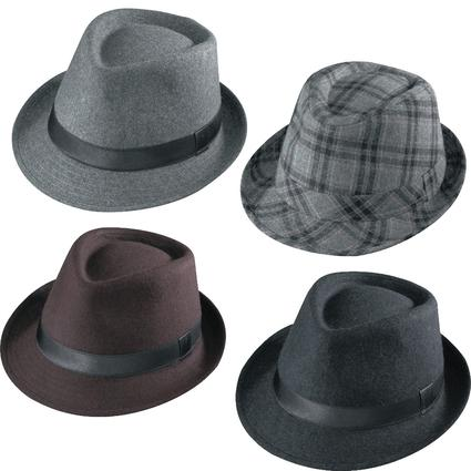 Gentleman Wool Hat