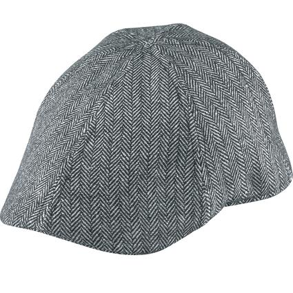 Duckbill Cap- Gray, X Large