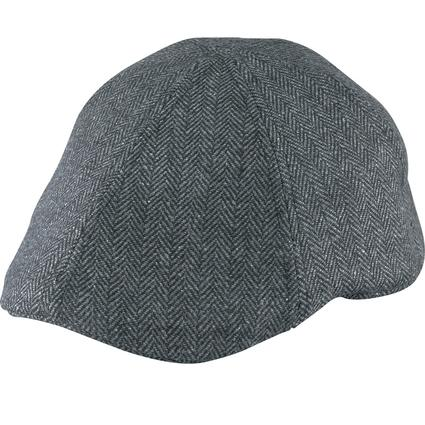Duckbill Cap- Black, Large
