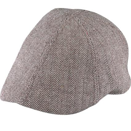 Duckbill Cap- Brown, Medium