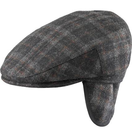 Ivy League Cap with Earflaps, X Large