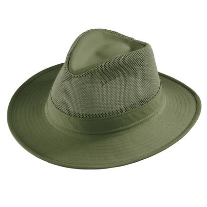 Hiker Breezer Hat- Olive, Medium