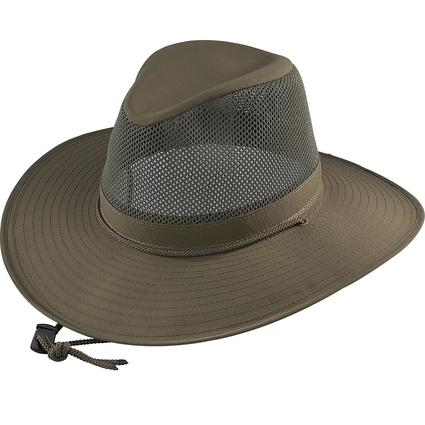Aussie Crushable Hat- Olive, Medium