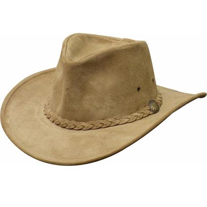 Crushable Weekend Walker Hat- Tan, X Large