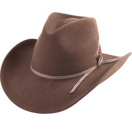 UShapeIt Outback Hat- Pecan, Medium