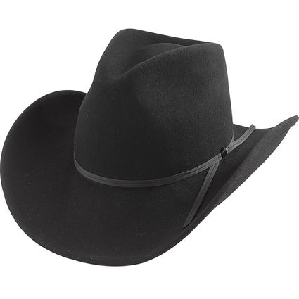 UShapeIt Outback Hat- Black, Medium