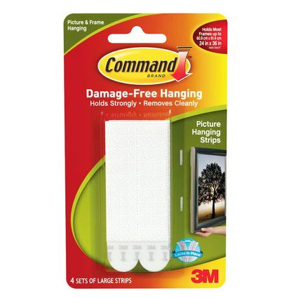 Command Adhesive Picture and Frame Hangers