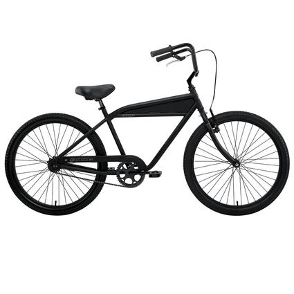 "Nirve B-1 Men's 26"" 1-Speed Bike- Matte Black"