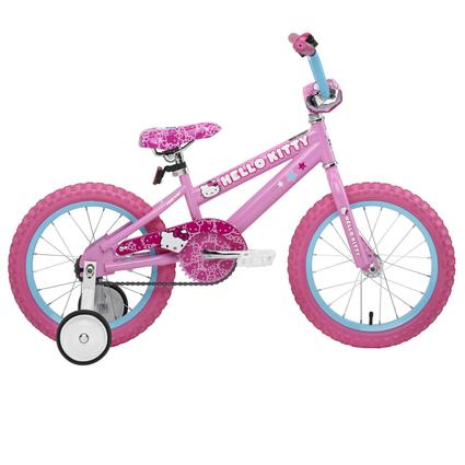 "Nirve Hello Kitty L'il Kitty 16"" Bike"