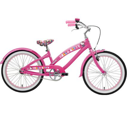 "Nirve Hello Kitty Classic 1-Speed 20"" Bike"