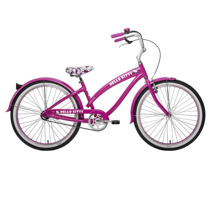 "Nirve Hello Kitty Classic 1-Speed 26"" Bike"