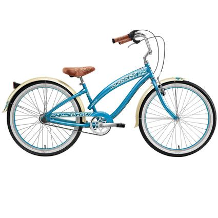 "Nirve Lahaina Women's 3-Speed 26"" Bike, Turquoise"