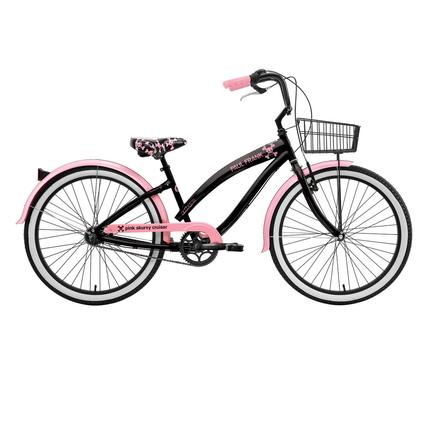 "Nirve Paul Frank Scurvy 3-Speed 26"" Cruiser Bike"