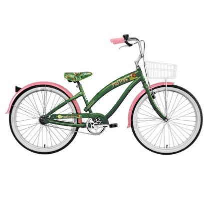 "Nirve Paul Frank Vic the Snail 1-Speed 26"" Cruiser Bike"