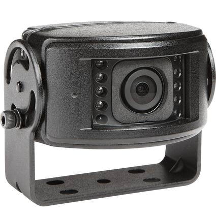 Wide View CCD Color Observation Camera- Black