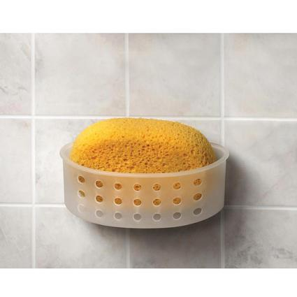 Suction Cup Shower Basket