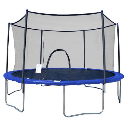 8 Foot Spring Combo Trampoline