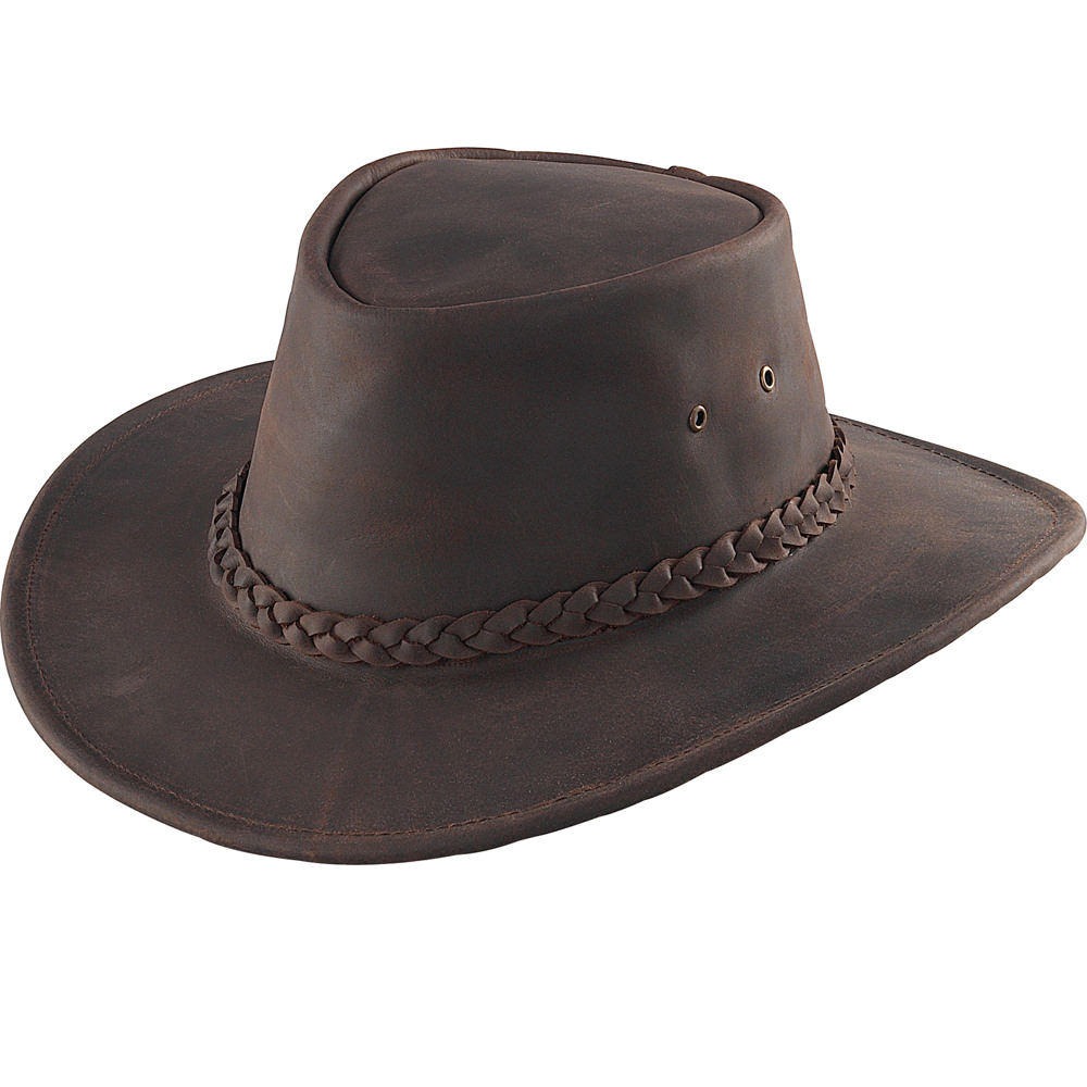 Australian Hat Brown Medium Henschel 2960 75 M Hats