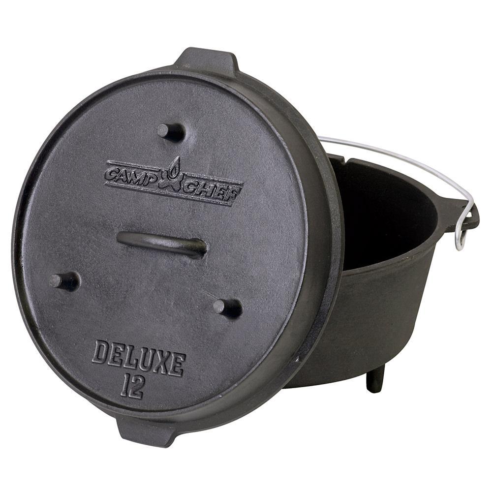 Top 25 Ideas About Cast Iron Camp Dutch Oven On Pinterest: Cast Iron Dutch Oven, 9 Qt.