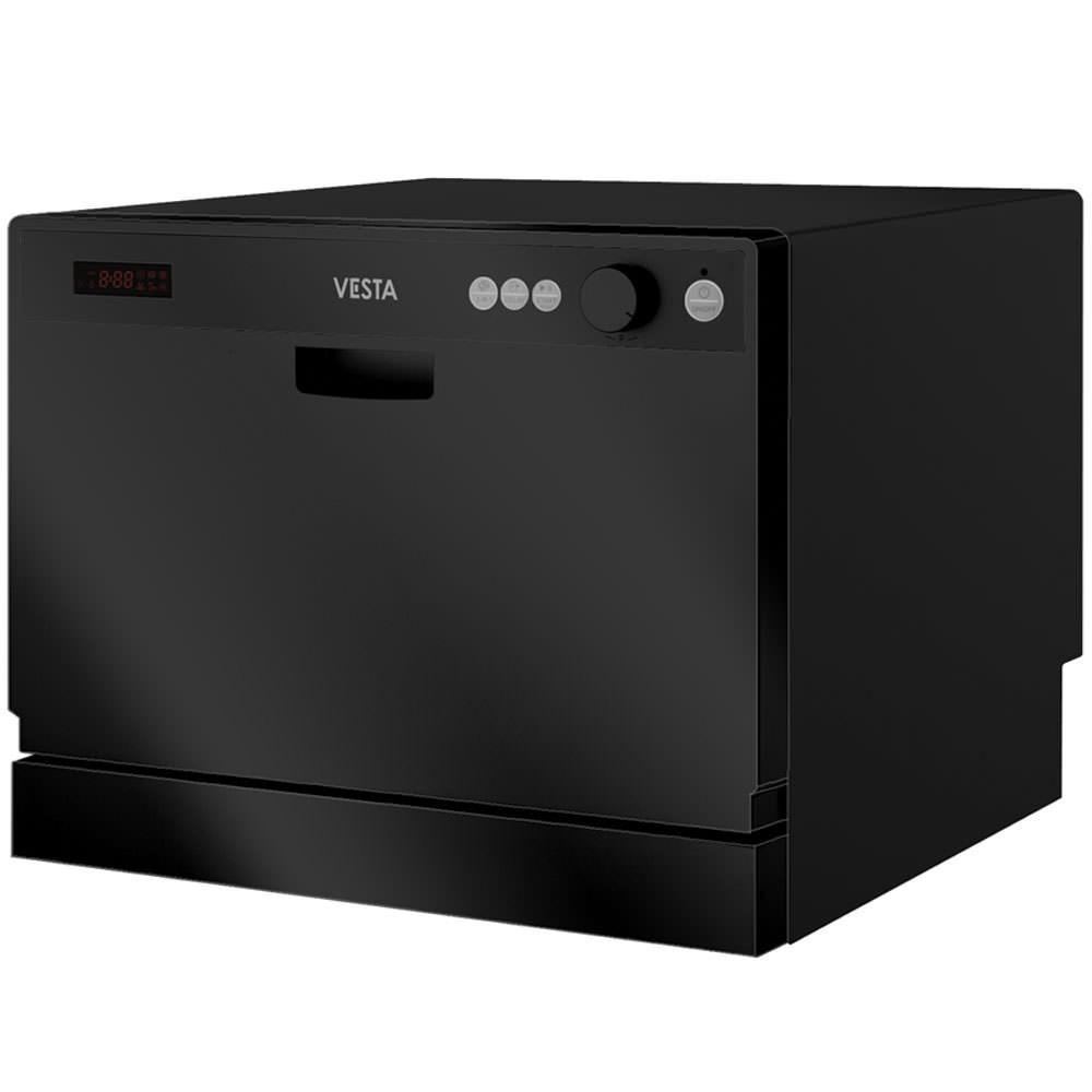 Countertop Dishwasher With Heater : VESTA Countertop Dishwasher - Westland DWV322CB - Dishwashers ...