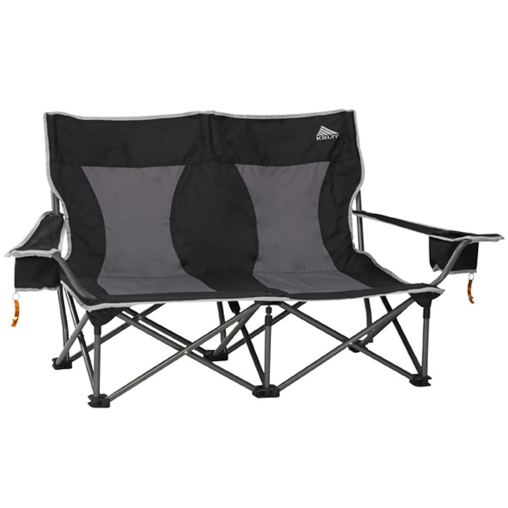 Kelty Low Love Chair Black American Recreational Folding Chairs