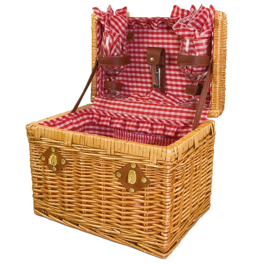 Picnic Basket Kit : Chardonnay picnic basket time