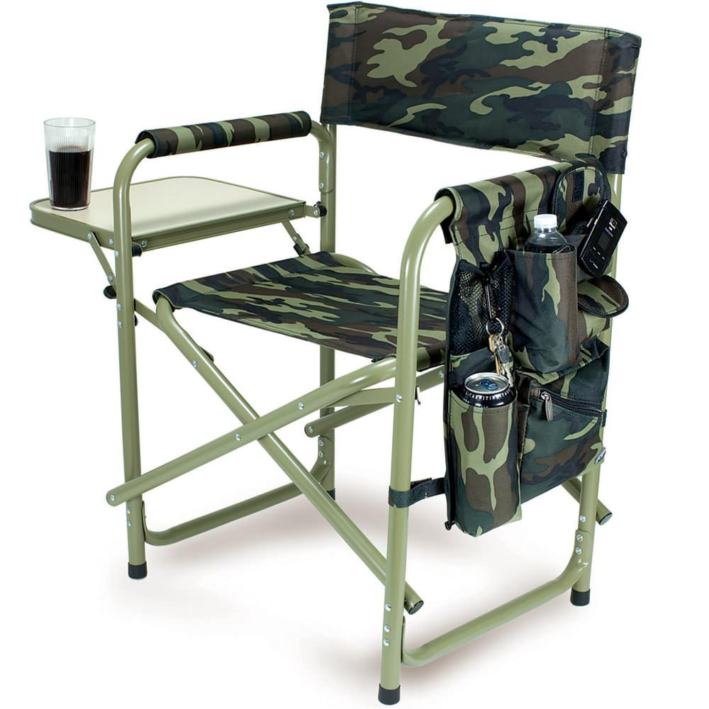 Sports Chair Camo Picnic Time 809 00 182 Folding Chairs Camping World
