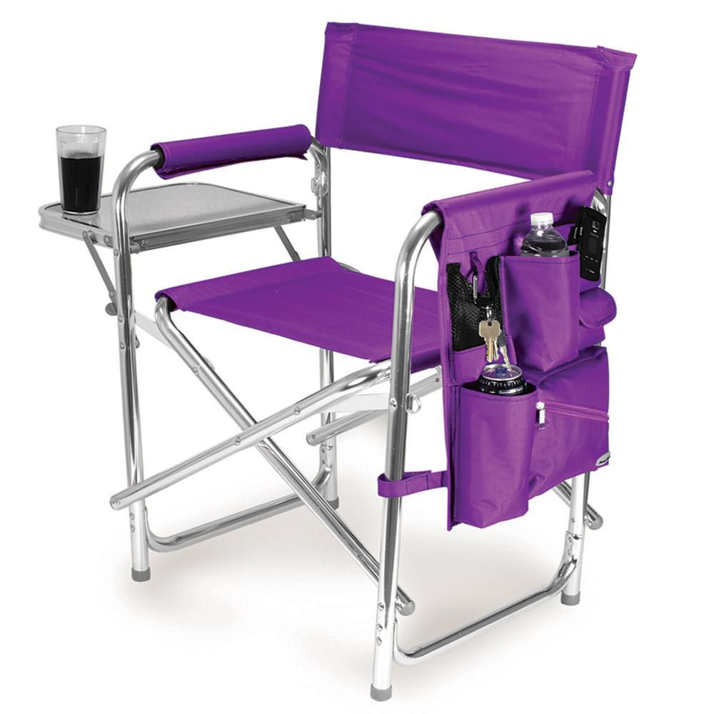 Sports Chair  Purple ...