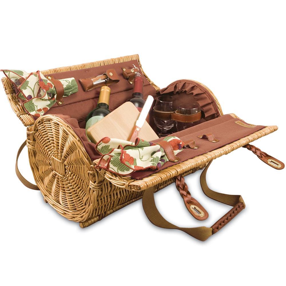 Picnic Basket Kit : Verona picnic basket time