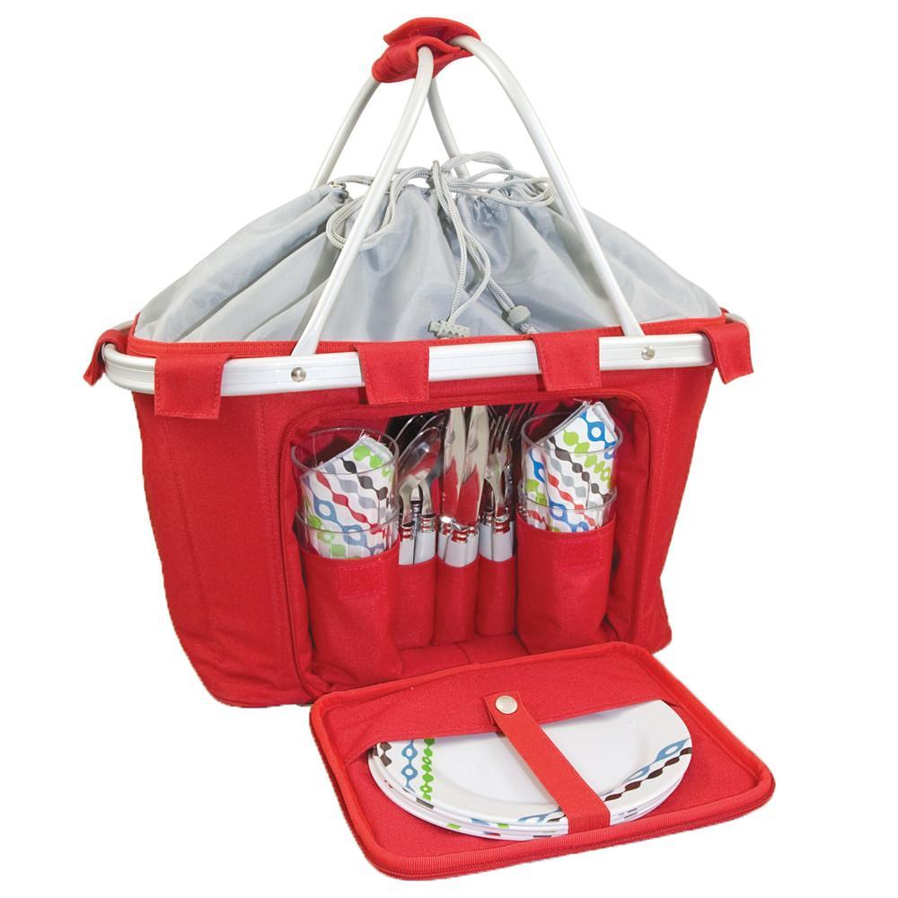 Picnic Basket Kit : Metro melrose picnic basket time