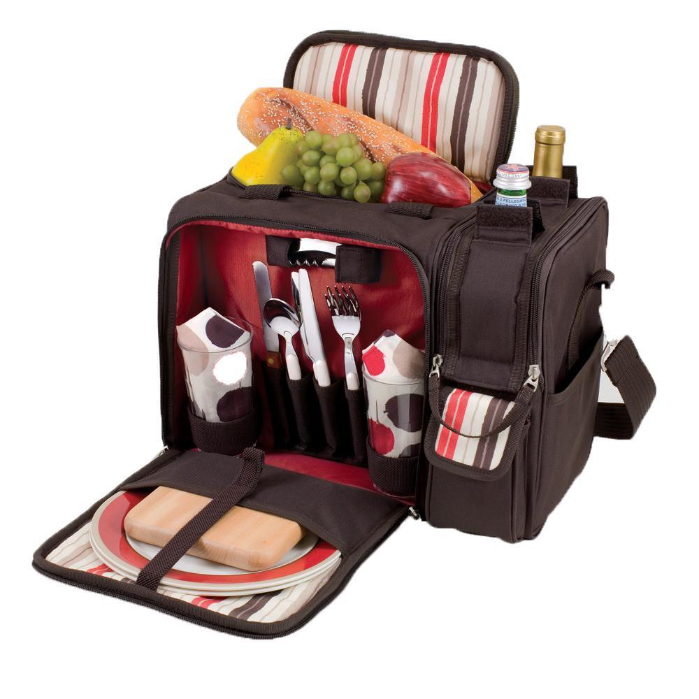 Picnic Basket Kit : Malibu picnic basket moka time