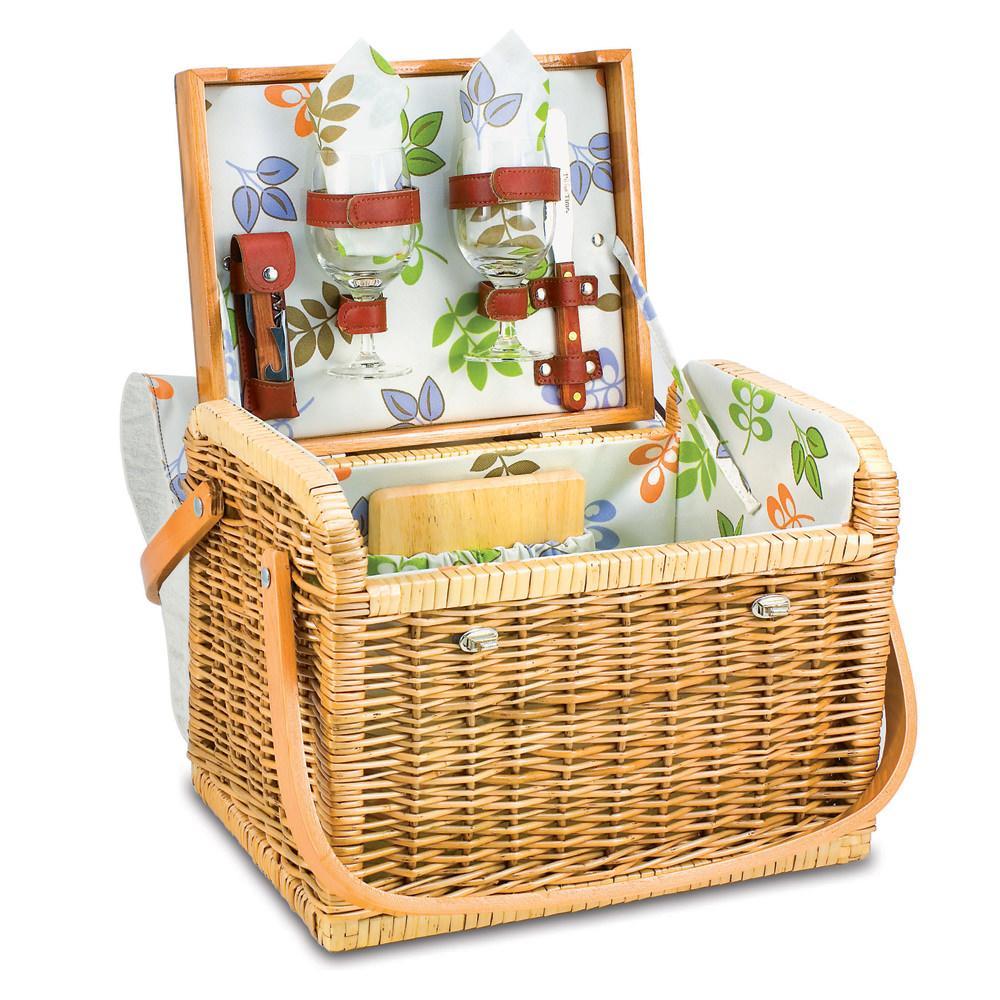 Picnic Basket Kit : Kabrio picnic basket botanica time